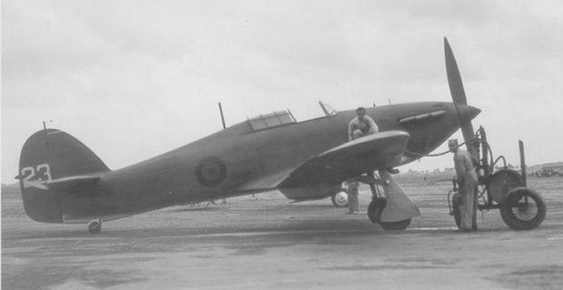 Avion hurricane
